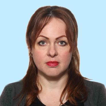Щербакова Яна Анатольевна